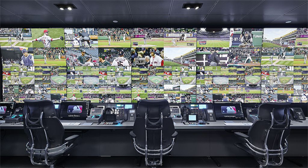MLB REPLAY OPERATIONS CENTER (SF)